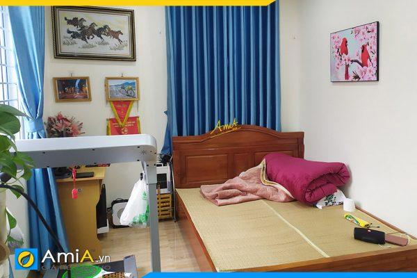 Hình ảnh Tranh treo tường phòng ngủ đôi chim và hoa AmiA DCHIM111