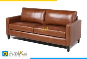 Ghế sofa da dạng văng đẹp hiện đại AMiA 1992374