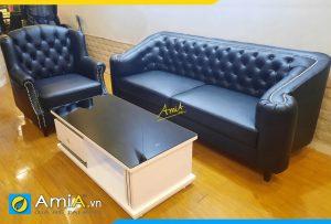 Bộ sofa tân cổ điển phòng khách hoàng gia TCD 7904