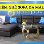 Ưu điểm sofa da màu đen