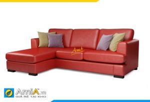 Ghế sofa da amiA 20017 đẹp hiện đại cho mọi nhà