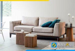 Sofa da AmiA 20018 cực đẹp hiện đại