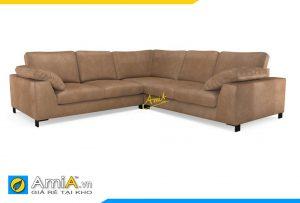 ghế sofa góc chữ V hiện đại và tiện nghi AmiA 20020