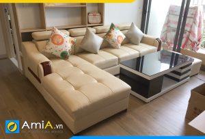 ghe sofa phong khach dep amia pk130