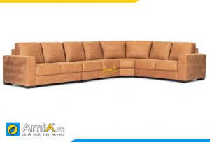 Ghế sofa góc chữ L đẹp cho phòng khách