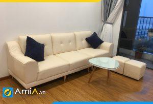 ghế văng 3 chỗ AmiA281 cực đẹp cho phòng khách