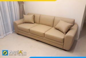 ghe sofa vang phong khach dep amia pk269