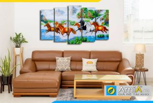 Ghế sofa da phòng giám đốc AmiA232