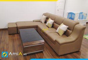 Ghế sofa phòng khách đẹp AmiA108