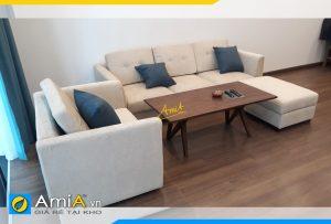 sofa phong khach chung cu gia re amia pk114c