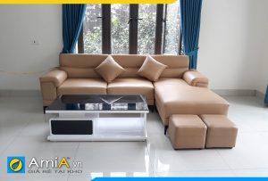 sofa phong khach nha pho ke tang 2 amia pk282